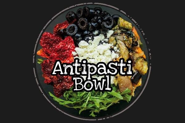 frischfutter Antipasti Bowl