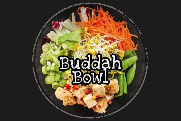 frischfutter Buddah Bowl