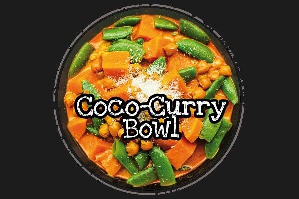 frischfutter Coco Curry Bowl