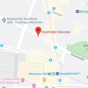 map frischfutter Imbiss